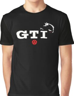 Vw Golf Gti Cool Graphic T-Shirt