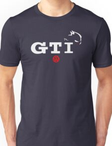 Vw Golf Gti Cool Unisex T-Shirt