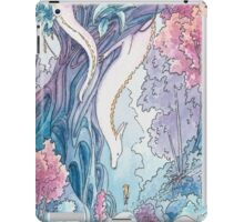The Albino FoxDragon iPad Case/Skin