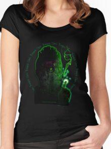 Splifin Sprite Women's Fitted Scoop T-Shirt