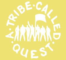 A TRIBE CALLED QUEST One Piece - Short Sleeve