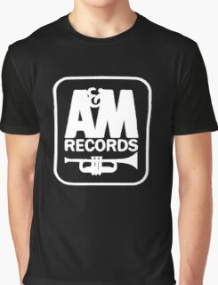 A&M RECORDS VINTAGE Graphic T-Shirt