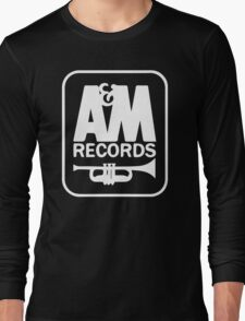 A&M RECORDS VINTAGE Long Sleeve T-Shirt