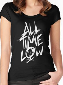 All Time Low Women's Fitted Scoop T-Shirt