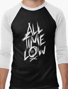 All Time Low Men's Baseball ¾ T-Shirt