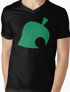 Animal Crossing Tribute Ladies Mens V-Neck T-Shirt