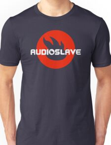 AUDIOSLAVE Rock Band Logo Unisex T-Shirt