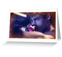 Alec Lightwood Greeting Card