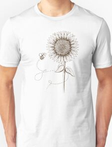 Sunny Bee - two lof bees T-Shirt