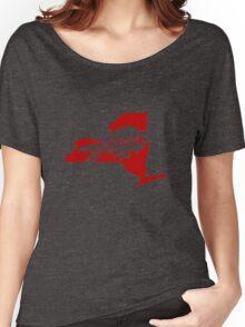 Buffalo Bills funny nerd geek geeky Women's Relaxed Fit T-Shirt