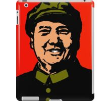 CHAIRMAN MAO-3 iPad Case/Skin