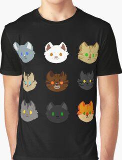 Thunderclan Graphic T-Shirt