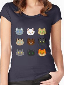 Thunderclan Women's Fitted Scoop T-Shirt