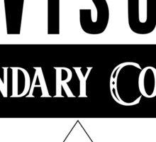 ADVISORY - LEGENDARY Sticker