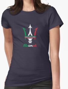 Maserati Italy flag products T-Shirt
