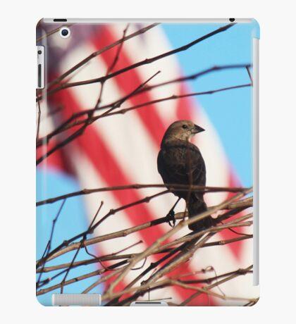 Finch iPad Case/Skin