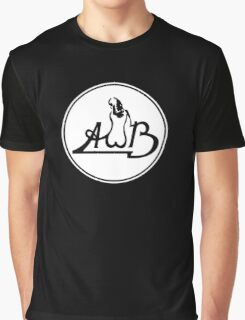 AVERAGE WHITE BAND VINTAGE Graphic T-Shirt