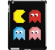 THE RETURN OF Mr PACMAN  iPad Case/Skin