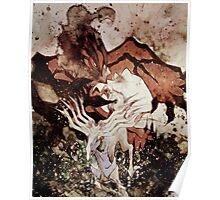 Xerneas & Yveltal Poster
