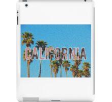 California Dreaming iPad Case/Skin