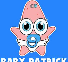 Baby Patrick by sugarnice