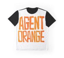Agent Orange 3 Graphic T-Shirt