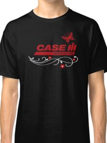 Case IH Farm BUTTERFLY Classic T-Shirt