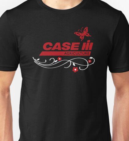 Case IH Farm BUTTERFLY Unisex T-Shirt