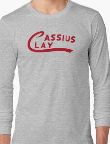 Cassius Clay Long Sleeve T-Shirt
