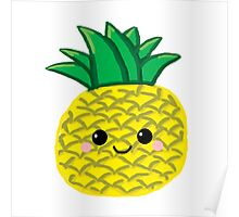 Cute Pineapple Poster