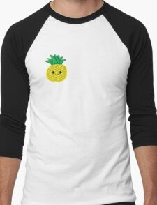 Cute Pineapple Men's Baseball ¾ T-Shirt