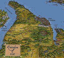 Queendom of Grit by CartesianArbor