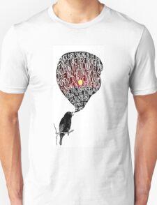 The Beatles Blackbird T-Shirt