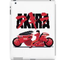 Akira Pixelart iPad Case/Skin