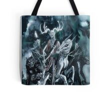 Arawn The Horned King Tote Bag