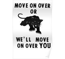 Move On Over Poster