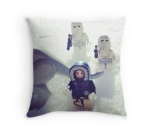 Look out Han! Throw Pillow