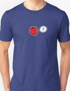 Happy Strawberry - two lof bees Unisex T-Shirt