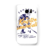 The Kingston Cannonball Samsung Galaxy Case/Skin