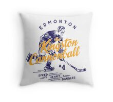 The Kingston Cannonball Throw Pillow