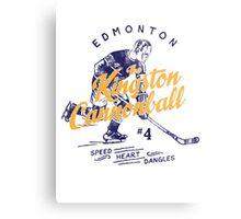 The Kingston Cannonball Metal Print