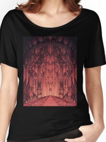 The Gates of Barad Dûr Women's Relaxed Fit T-Shirt
