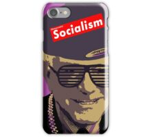 Bernie = Yung Political Genius iPhone Case/Skin
