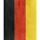 Flag germany by WAMTEES