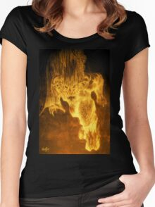 Balrog of Morgoth Women's Fitted Scoop T-Shirt