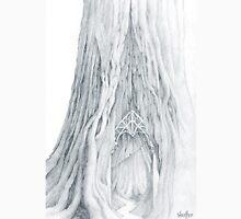 Lothlorien Mallorn Tree Unisex T-Shirt