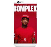 YG Bomplex cover iPhone Case/Skin