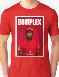 YG Bomplex cover Unisex T-Shirt