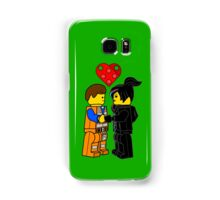 """We Snap Together Perfectly"" Samsung Galaxy Case/Skin"