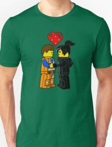 """""""We Snap Together Perfectly"""" T-Shirt"""
